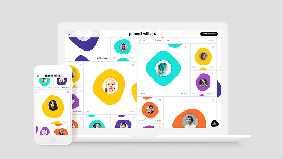 tendencias diseño web 2019 formas fluidas tal midyan lillie ferris