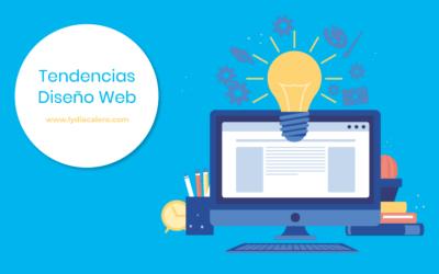 Diseño web: tendencias 2019