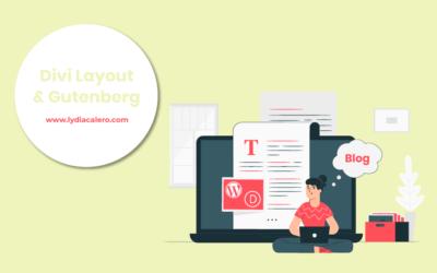Divi Layout: el nuevo bloque de Divi para Gutenberg