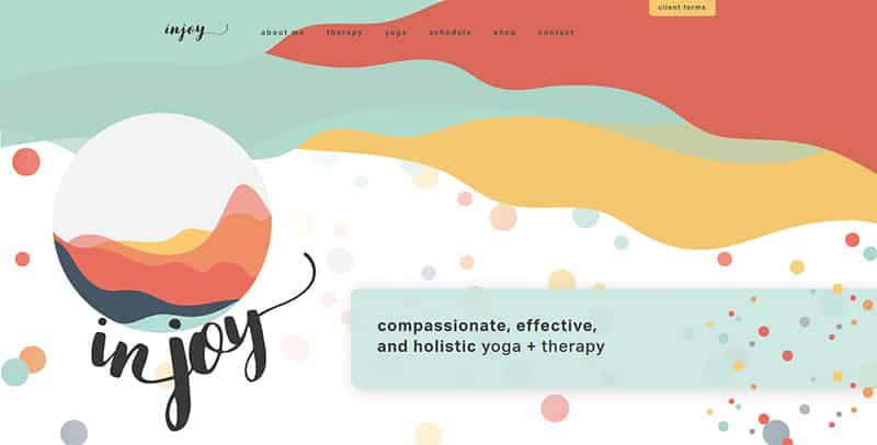 pagina-web-centro-yoga-wordpress-divi-injoy