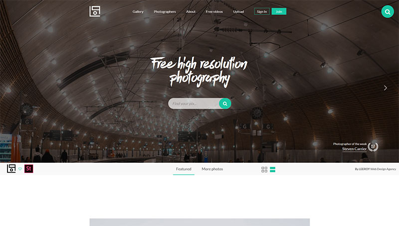 bancos de imagenes gratis life of pix