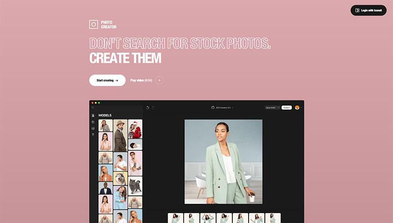 bancos de imagenes gratis icons8